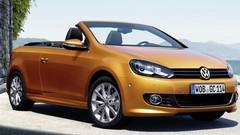 Volkswagen Golf Cabriolet : de menues évolutions pour Francfort
