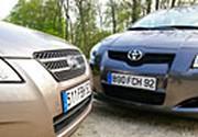 Essai Kia Cee'd 1.6i et Toyota Auris 1.6 VVT-i : Challenger contre best-seller