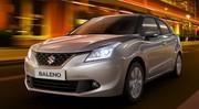 Nouvelle Suzuki Baleno : une compacte pour Suzuki !