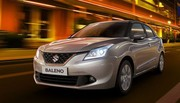Suzuki Baleno : 1 litre et alterno-démarreur