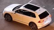 Voici le nouveau Volkswagen Tiguan