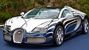 Un tarif extrêmement salé pour la Bugatti Chiron
