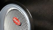Bugatti : plus de 2 millions d'euros pour la Chiron