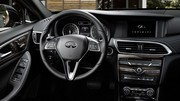 Infiniti dévoile l'intérieur de la Q30