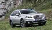 Essai Subaru Outback 2.0 D Lineartronic