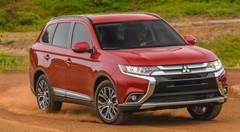 Mitsubishi Outlander (2015) : photos et vidéo de la version restylée