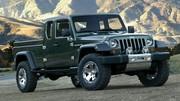 Jeep : un Wrangler pick-up en 2018 ?