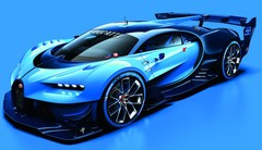 Bugatti Vision Gran Turismo Concept : radical