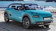 Le Citroën Cactus M dévoilé au grand jour
