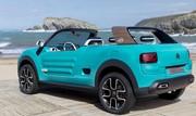 Citroën Cactus M, un crossover de plein air