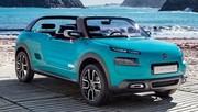 Citroën Cactus M : nouvelle Méhari ?