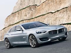BMW CS Concept : La future Série 8 ?