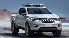 Renault Alaskan Concept : le losange se met au pick-up