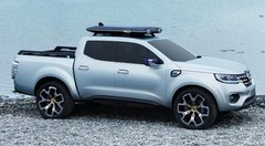 Renault Alaskan Concept 2015 : vidéo et photos officielles du pick-up