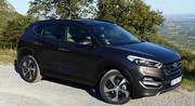 Essai Hyundai Tucson 2: le Phœnix sort du bois
