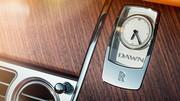 Rolls Royce montre une partie du cabriolet Dawn