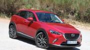 4 étoiles au crash-test EuroNCAP : le CX-3 pas si bon élève