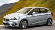 Le BMW Série 2 Active Tourer électrifié