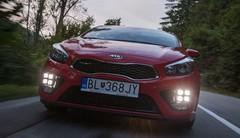 Essai Kia cee'd facelift : la Slova-Kia