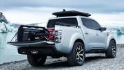 Renault Alaskan Concept : le futur pick-up Renault dévoilé avant Francfort