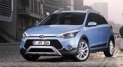 Hyundai i20 Active : premières photos de la version européenne