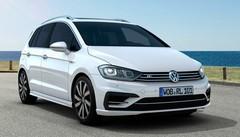 La Volkswagen Golf Sportsvan R-Line au salon de Francfort