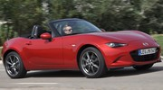 Mazda MX-5 : le plaisir, c'est tout
