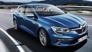 La nouvelle Renault Megane 4 toute nue !