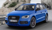 Audi SQ5 TDI Plus : 340 ch et différentiel sport