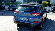 Essai Hyundai Tucson 1.7 CRDi 115 Executive 2WD : Quand la Corée s'éveille