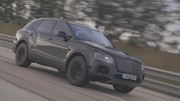 300 km/h en Bentley Bentayga, c'est possible !