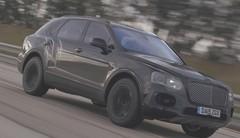 Bentley Bentayga 2016 : le SUV le plus rapide du monde en vidéo