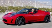 Tesla «upgrade» enfin son roadster