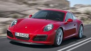 Nouvelle Porsche 911 Carrera 2015 : la sportive allemande met le turbo