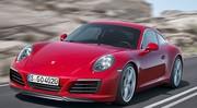 Porsche 911 : moteur 3 litres, biturbo et 4 roues directrices