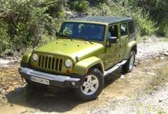 Essai Jeep Wrangler Unlimited : De la race des dures