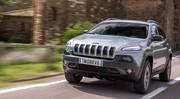Essai Jeep Cherokee 2.2 MultiJet : 185 ch pour séduire