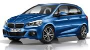 BMW 225xe Active Tourer : le monospace économe
