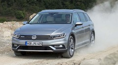 Essai Volkswagen Passat Alltrack : mi-break, mi-SUV