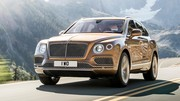 Bentley Bentayga : Franchisseur du Rubicon