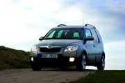 Skoda Roomster Scout 1.4 TDI : Juste pour le look