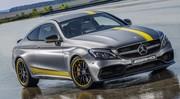 La Mercedes-AMG C 63 Coupé Edition 1 se la joue DTM
