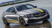 Mercedes C 63 AMG Coupé : une Edition 1 pour les fans du m'as-tu-vu