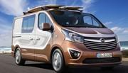 Opel Vivaro Surf Concept : édition limitée en vue