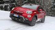 Fiat 500X : nouveau moteur Diesel de 95 ch