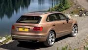 Bentley Bentayga : photos officielles du premier SUV Bentley