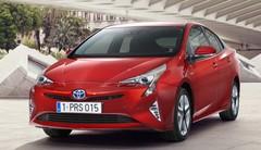 Toyota Prius 4 : comme un air de Mirai