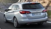 L'Opel Astra Sports Tourer se dévoile avant Francfort
