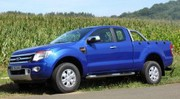 Essai Ford Ranger Super Cab XLT Sport TDCi 150