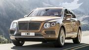 Francfort: Le Bentayga, la vision du SUV selon Bentley